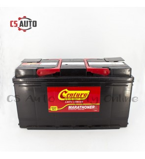 Century DIN100L Marathoner Car Battery MF Genuine